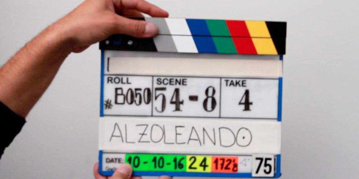 Alzolear, un verbo de 1ª conjugación