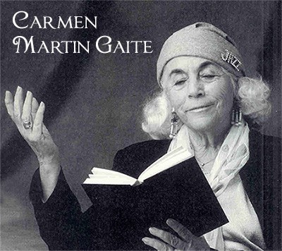 Resultado de imagen de Carmen Martín Gaite