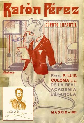 El Ratoncito Pérez es un personaje histórico que nace en el Balneario de Alzola