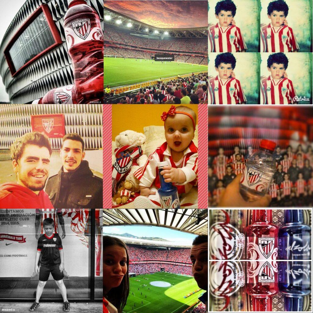 Finalistas Concurso Instagram Sangredeleon con AthleticClub