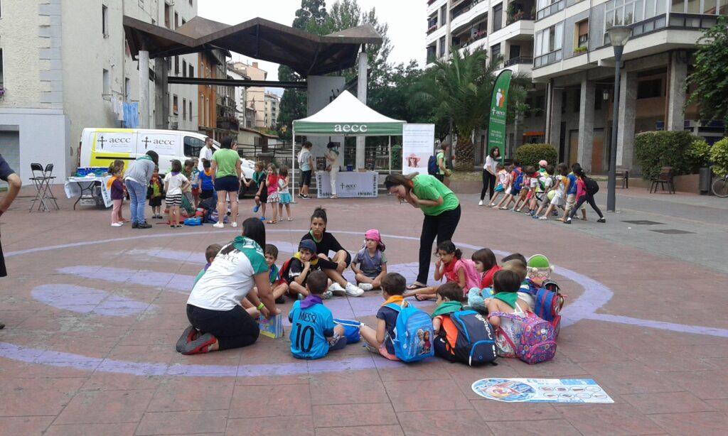 AECCgipuzkoa Alzola Basque Water 2016 Gipuzkoa Haurrak