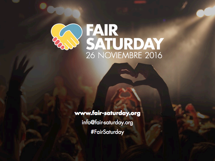 FairSaturday 2016, con Gotas de Creatividad de 1991