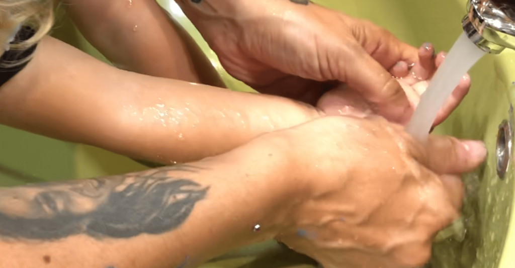 El valor de las aguas, entre ellas el agua de red