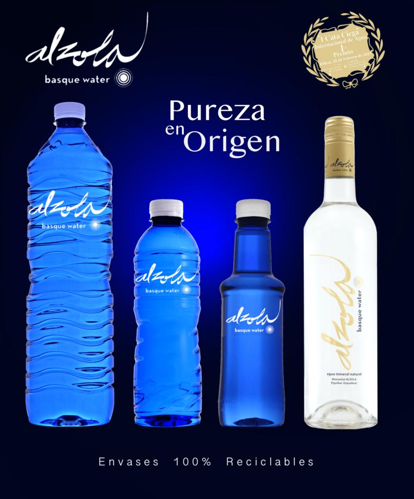 Alzola Basque Water apoya la iniciativa Fuerzabar a bares y restaurantes