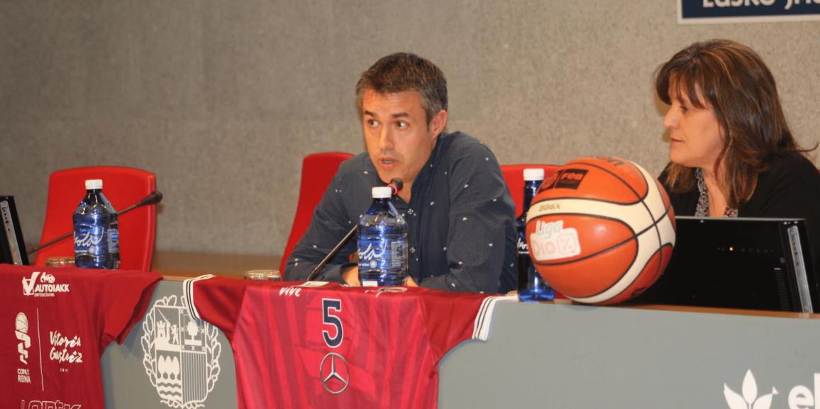 (Español) El Basket femenino atento al efecto Alzola.