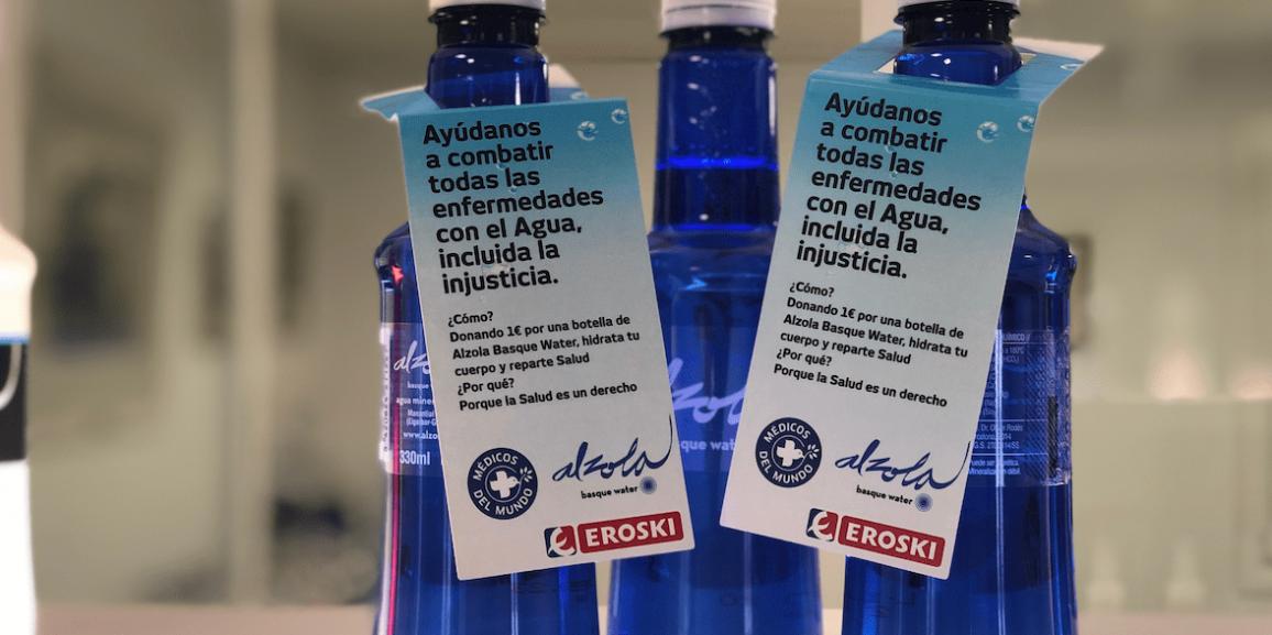 (Español) Bebe por Salud y gana tu peso en agua.