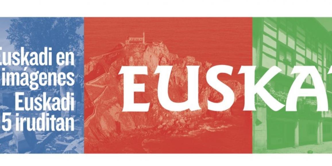 Euskadi 15 iruditan.