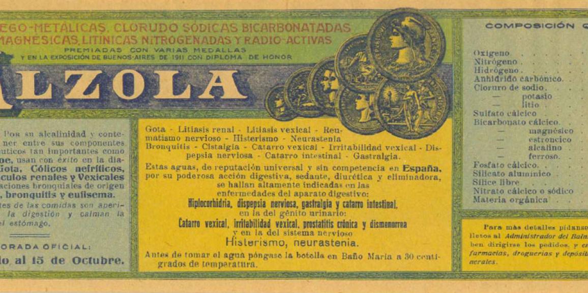 (Español) Química del Agua Mineral Natural