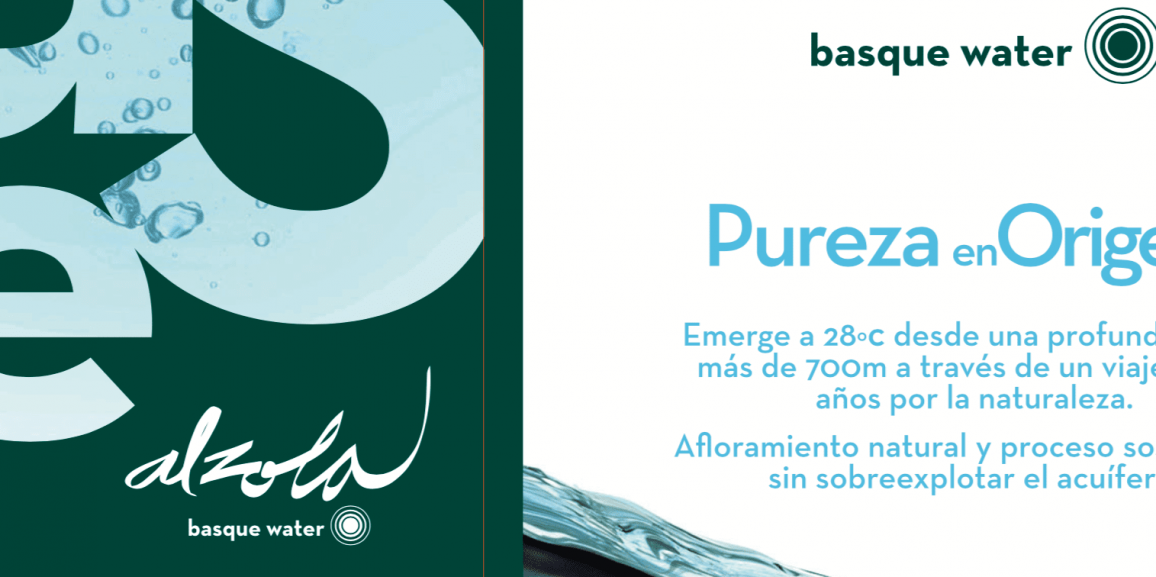 Ecobox Alzola 5l., el bag-in-box de Alzola Basque Water.